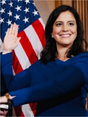 ELISE STEFANIK, Congresswoman, New York 21st District